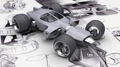 TRON: Legacy – Vehicle design with Daniel Simon