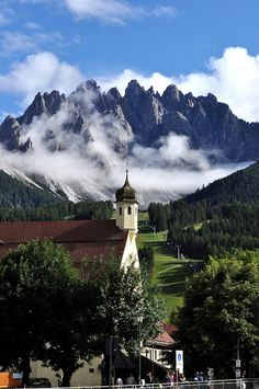 San Candido by Agostino Clerici