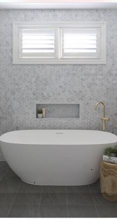 Bathtub, Bathroom, Home Decor, Standing Bath, Washroom, Bathtubs, Decoration Home, Room Decor, Bath Tube