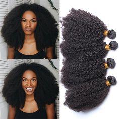 8A Mongolian Kinky Curly Virgin Hair Extension 5Pcs Kinky Curly Human Hair Weave Bundles Mongolian Afro Kinky Curly Hair Bundles