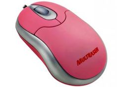 Mini Mouse Óptico - Multilaser MO116