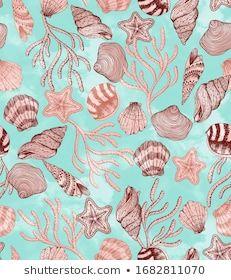 Ilustrações stock, imagens e vetores de Sea Shell | Shutterstock Sea Shells, Illustration, Rooster, Diagram, Map, Animals, Vectors, Artists, Shells
