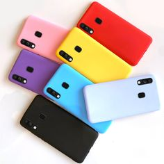 1.27US $ 15% OFF|For Samsung A20 A20e A20S Case Silicone TPU Soft Matte Cover Phone Case For Samsung Galaxy A20e A20 A205F A205 A 20 e A202 Case|Phone Case & Covers|   - AliExpress