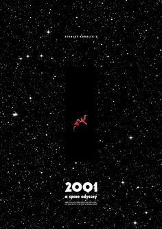 2001 : a space odyssey - stanley kubrick