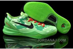 http://www.jordanaj.com/854215567-nike-zoom-kobe-8-viii-shoes-green-black-red.html 854-215567 NIKE ZOOM KOBE 8 VIII SHOES GREEN BLACK RED LASTEST Only $88.00 , Free Shipping!