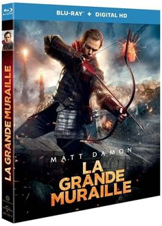 La Grande Muraille [Blu-ray  + Digital HD] - BLU-RAY  NEUF