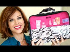 My Travel Beauty Essentials - YouTube