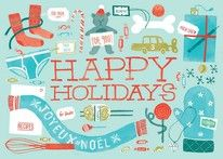 Christmas Ideas / Christmas Illustration collection on the Behance Network — Designspiration