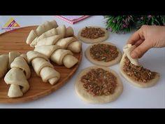 ESTE INCREDIBIL DE UȘOR ȘI DELICIOS recipe rețetă de gogoși moi, plină de aromă. - YouTube Donut Recipes, Bread Recipes, Cooking Recipes, Healthy Recipes, Soft Donut Recipe, Turkish Delight, Turkish Recipes, Saveur, Empanadas