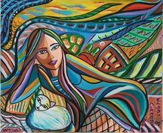 Negar et Cotton par Sara Tamjidi