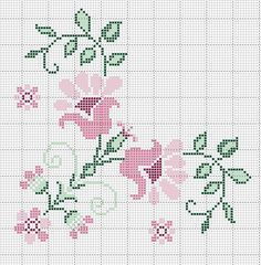 Cross Stitch Borders Pink cross stitch bouquet from a kit. Please do not sell it or use it for commercial purposes, thank you ! - Pink cross stitch bouquet from a kit. Please do not sell it or use it for commercial purposes, thank you ! Tiny Cross Stitch, Cross Stitch Letters, Cross Stitch Boards, Cross Stitch Needles, Cross Stitch Flowers, Cross Stitch Designs, Cross Stitching, Cross Stitch Embroidery, Embroidery Patterns