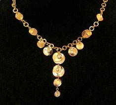 New-Golden-Necklace!!! Bebe'!!! Love this necklace!!! So stylish!!!