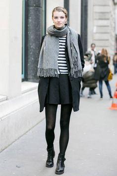 Street Chic: Paris Couture 2014