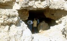 Cave 11 ~ The last Dead Sea Scrolls found to date were found in this cave.  Thirty scrolls were found including Leviticus and the Temple Scroll.