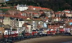 Scarborough, North Yorkshire I had the opportunity to go to England to visit friends and was lucky enough to visit Scarborough.