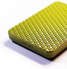 yellow texture - samsung