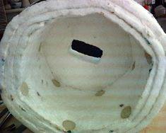 Nuno Mota: Construção de um forno a gás para alta temperatura Forno A Gas, O Gas, Pottery, Outdoor Decor, Solar, Enamels, Ovens, Pottery Ideas, Handmade Pottery