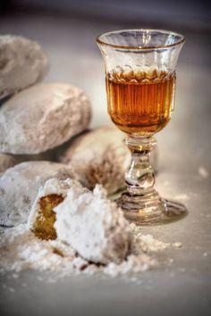 Καλώς ορίσατε!  Be our guests!  Here in Greece we welcome our guests by offering them liquer and a sweet.