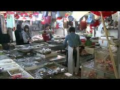 "World Food Markets: China    Explore a food market in China and discover the high value of fresh food in Chinese culture in this preview clip of ""World Food Markets: China"" available from Learning ZoneXpress."