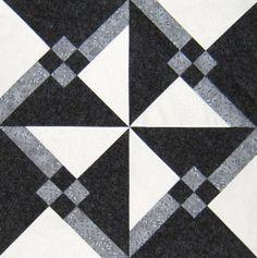 Tutorial Granny's Choice Quilt Block