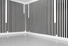 Yann Sérandour, Untitiled (wallpaper after Daniel Burin essay), 2007.
