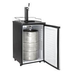 Nebraska Furniture Mart – Danby Chill 'n Tap 5.2 Cu. Ft. Keg Cooler
