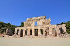 Poros island,Greece