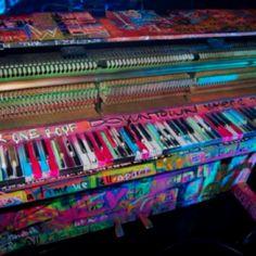 Coldplay mylo xyloto piano...so neat