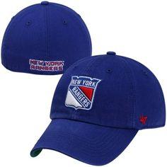 c836237b6f2b9e '47 Brand New York Rangers New Franchise Fitted Hat - Royal Blue Rangers  Hockey,