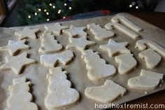 Cut-Out Coconut Flour Cookies Recipe (Gluten-Free, No Sugar)