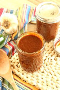 Easy Enchilada Sauce - The Suburban Soapbox