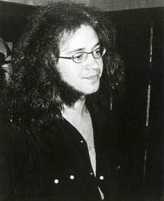 Ian Paice at Clearwell castle in November 1973