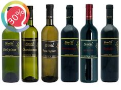 Selezione di vini Collio Friulano e Sloveno - 6 vini rossi e 6 vini bianchi | Famideal.it
