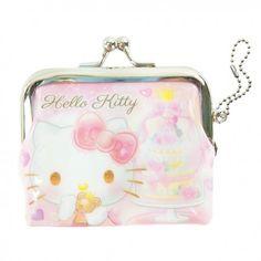 cfc79cfedff0 Sanrio Hello Kitty Kirafuwa Coin Purse (◕ᴥ◕) Kawaii Panda - Making Life  Cuter