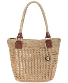 The Sak Cambria Large Crochet Tote - Handbags & Accessories - Macy's