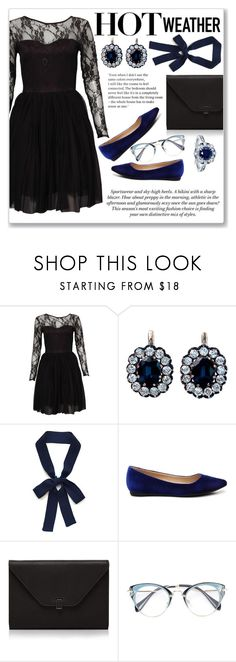 """Everywhere I'm looking now, I'm surrounded by your embrace, baby I can see your halo"" by theawesomewalflower ❤ liked on Polyvore featuring Rare London, Valextra, Miu Miu and Kobelli"