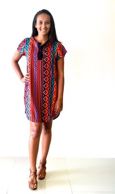 Our Aztec Tunic