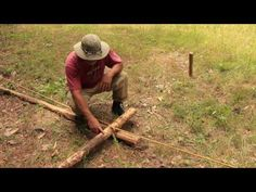 Off-Grid Winch: Incredible Power from Two Logs and a Rope | Survival Sherpa