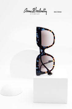 ANNE & VALENTIN Eyewear - Model SHERIDAN-LUNETTE ANNE ET VALENTIN