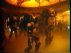 The Predator 2 Dance-Off  On the set of Predator 2 in the early 1990s, stunt performer, Sesame Street puppeteer, and hip-hop dancer Lionel Douglass choreographed a thrilling routine with the other actors in Yautja costumes. In a better world, there'd be a nightclub named Sexual Tyrannosaurus where this genus of sexy happens every night.