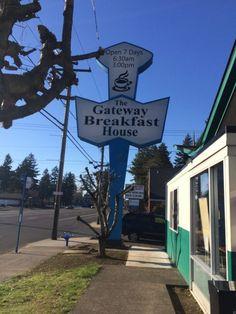 3. Gateway Breakfast House, Portland Bend Rockaway Beach Medford Springfield Salem