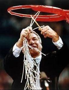 "Triple-Post ""T-Game"" Offense - North Carolina Coach Dean Smith - Coach's Clipboard #Basketball Coaching"