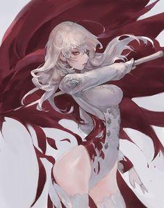 images like anime art Manga Girl, Anime Art Girl, Manga Anime, Anime Girls, Chica Fantasy, Fantasy Girl, Female Character Design, Character Art, Fantasy Characters