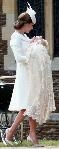 5 Jul 2015 - Princess Charlotte's christening. Click to read more