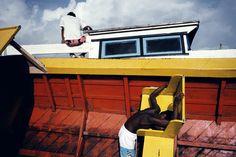 Nicaragua. Puerto Cabezas. 1992. © #AlexWebb/Magnum Photos.