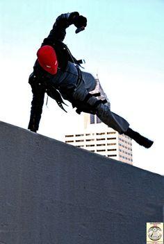 Red Hood, Jason Todd. (Batman)