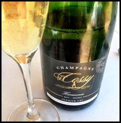 El Alma del Vino.: Champagne Francis Cossy Cuvée Harmonie Réserve.