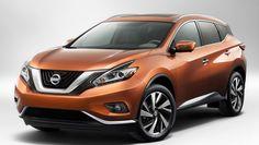 Auto Nuove Nissan, Esecuzione Con Colore Marrone Che Sembra Affascinante, Medie E Grandi, Così La Capacità Dello Spazio Interno È Anche Più Ampia