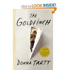 The Goldfinch: A Novel (Pulitzer Prize for Fiction). Donna Tartt