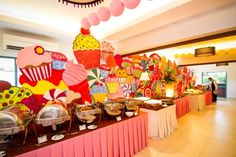 Rianne's Candyland Themed Party – 1st Birthday - Party Doll Manila
